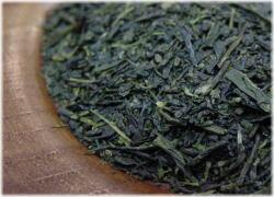 氷温冷蔵茶「刻乃蔵(ときのくら)」茶葉外観